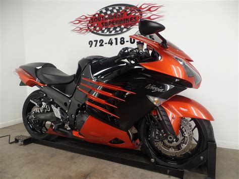 Kawasaki Dallas by Used 2014 Kawasaki 174 Zx 14r Abs Motorcycles In