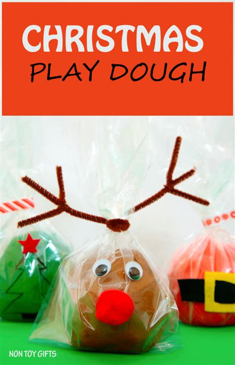 christmas play dough non toy gifts