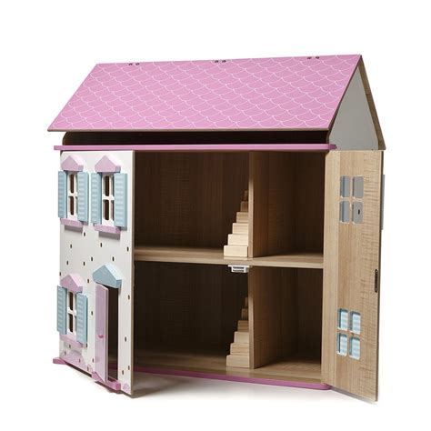 kids dolls house adairs kids heidi s dolls house 22 piece furniture set homewares gifts toys