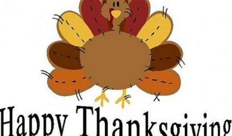 free thanksgiving clipart happy thanksgiving turkey clipart clipartsgram