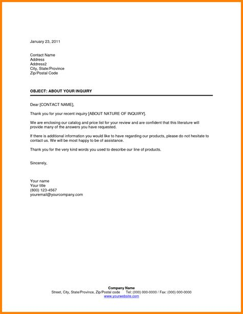 cover letter for vacancy inquiry 6 cover letter for inquiry target cashier