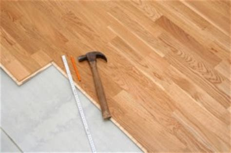 interlocking hardwood flooring how does it work