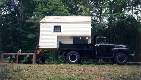 truck house robert s tiny truck house
