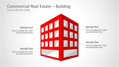 commercial real estate template for powerpoint slidemodel