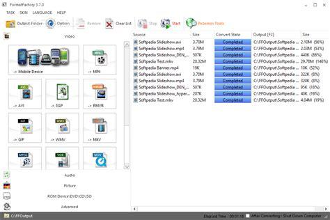 format factory windows 10 برنامج format factory لتحويل الفيديوهات والصوتيات والصور