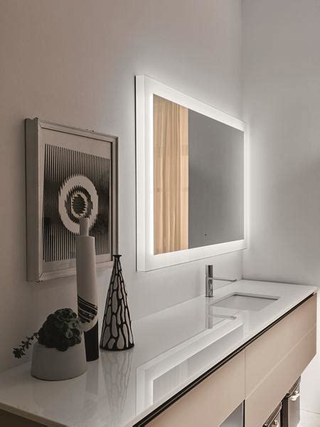 Artelinea Bathroom Mirror Luminee Illuminated ? Canaroma