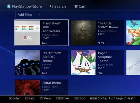 ps4 themes download uk ps4 20th anniversary theme download with surprise