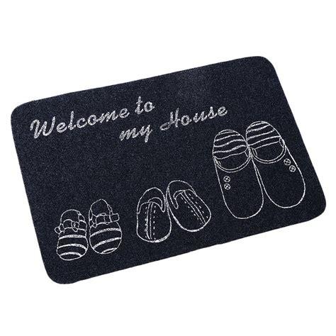 Thin Bath Mat Ultra Thin Bath Mat Ultra Thin Non Slip Bath Home Mats Entrance Door Doormat Home Foyer Floor