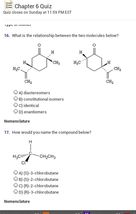 Solved: Do The Two Molecules Below Have The Same Chirality ... R 2 Chlorobutane