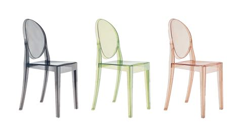 Ghost Dining Chair Kartell Ghost Dining Chair Dining Room Chairs