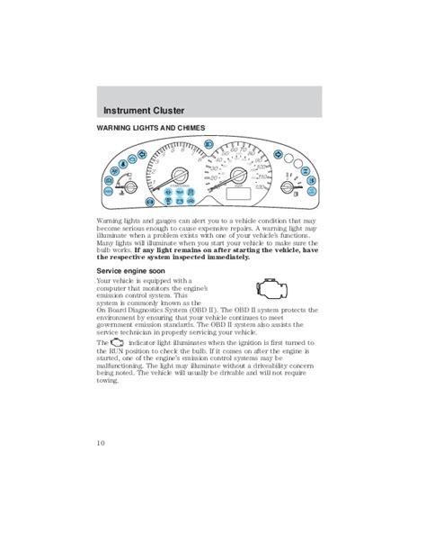 service manuals schematics 2011 mazda tribute instrument cluster 2002 mazda tribute owners manual