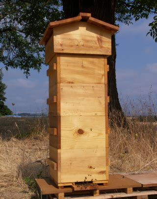 warre hive | the bee space