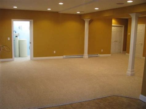Which Carpet Is Best for a Basement   Basement Carpeting Tips