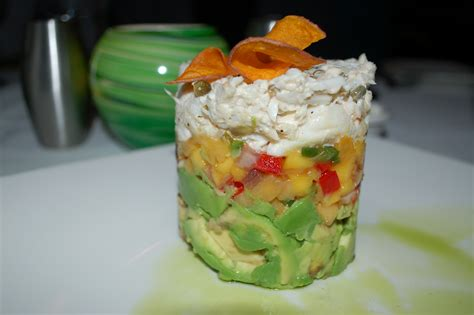 crab and avocado stack golden nugget ac shining bright like a gold nugget