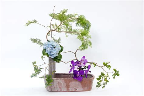 le magiche composizioni dell ikebana fito