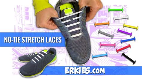 elastic shoelaces no more tying shoes