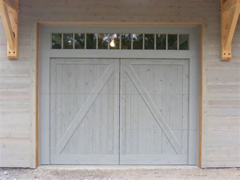 Garage Doors With Windows Carriage House Garage Door Opening For 8x7 Garage Door