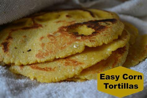 Handmade Corn Tortillas - corn tortillas recipe dishmaps