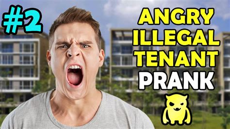 is it illegal to use the wrong bathroom angry illegal tenant prank call part 2 killerpranks