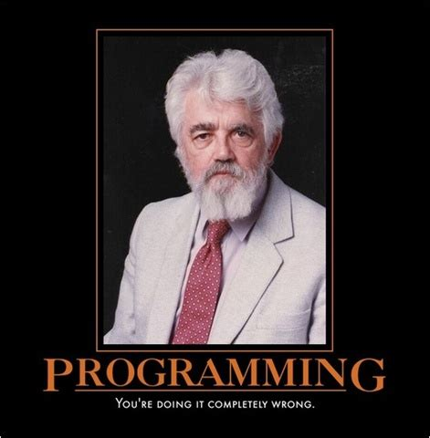 Programming By Doing programming motivational poster stuff