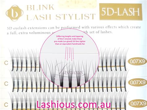 premade volume lash fans 20 off blink lash 5d premade volume fan lashes lashious