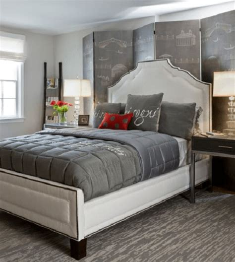 gray themed bedrooms 10 calm and elegant gray and beige bedroom decorations ideas