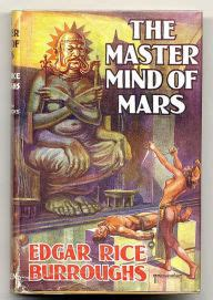 The Master Mind Of Mars the master mind of mars barsoom 6 by edgar rice