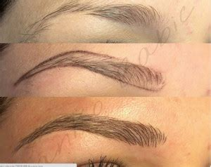 Eyebrows Tattoo In Va | permanent makeup va beach eyebrows lashes a wink the
