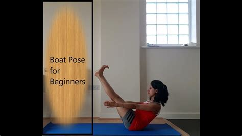 boat pose lower back pain boat pose for beginners keep knees bent incase of lower