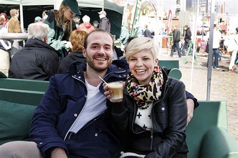 duisburg trifft sich auf eine tasse kaffee