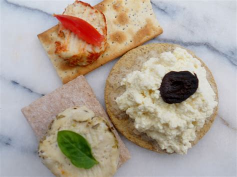 Tofu Cottage Cheese by A Trio Of Cultured Vegan Cheeses Including Tofu Ricotta