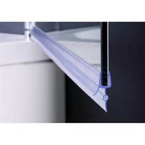 shower door weatherstripping shower door seals considerations bath decors