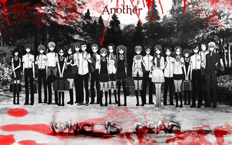 anime another top 5 horror animes glasnost
