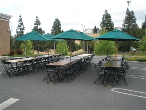 table and chair rentals pittsburg ca wally s rental centers equipment rental in concord ca
