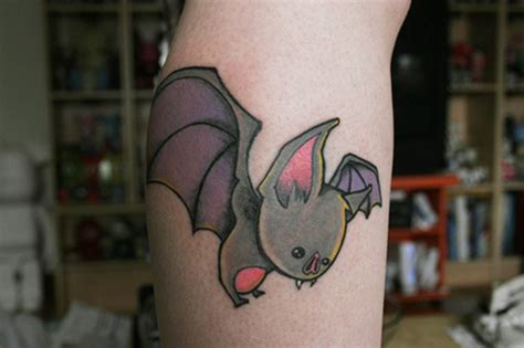 cartoon tattoo artist designs sci tattoos