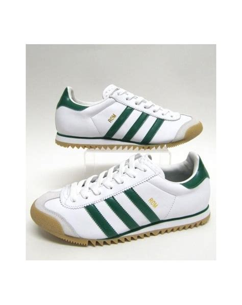 Adidas Rom Black Original adidas originals white and green los granados apartment co uk