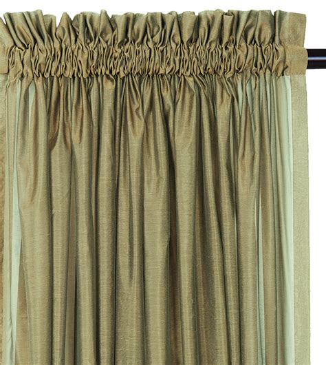 Curtain Panels Luxury Bedding By Eastern Accents Ambiance Bronze