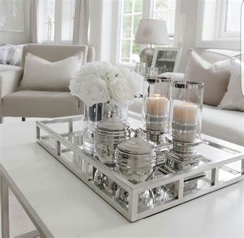 decorations for living room tables best 25 coffee table tray ideas on pinterest