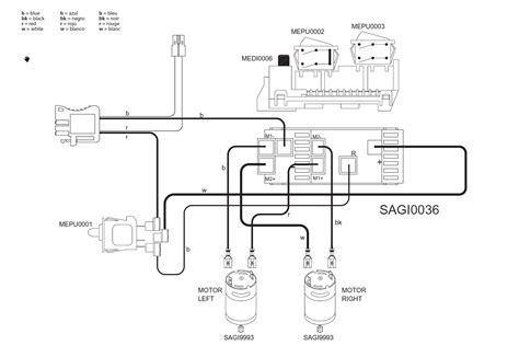 wiring diagram for peg perego gator 35 wiring diagram