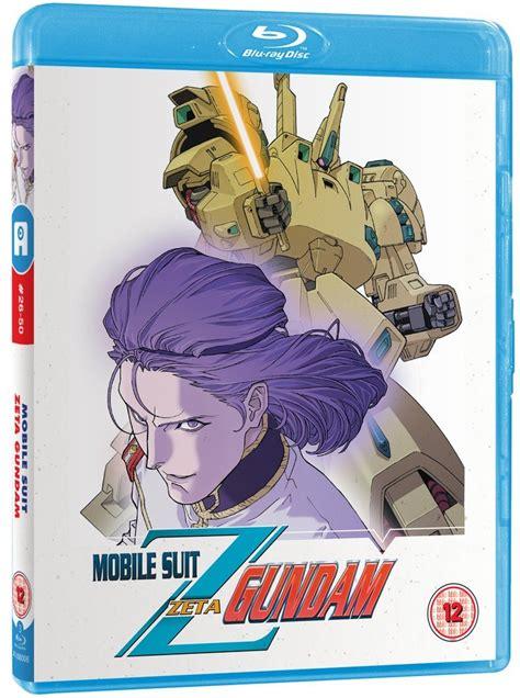mobile suit zeta mobile suit zeta gundam part 2 review anime uk news