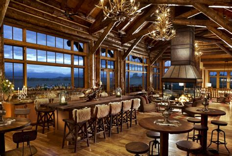Luxury Ranch Interior Design by Brush Creek Ranch Info Pics Maps More Dude Ranch