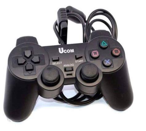 Promo Brand Gamepad Pc Dual Shock Controller ucom shock gamepad controller ashi gh