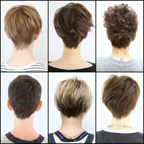 pixie haircut front and back pinterest the world s catalog of ideas