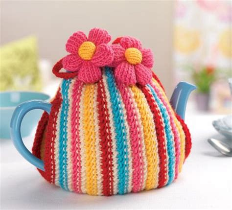 knitted tea set pattern 60 best tea sets images on tea time cosy and