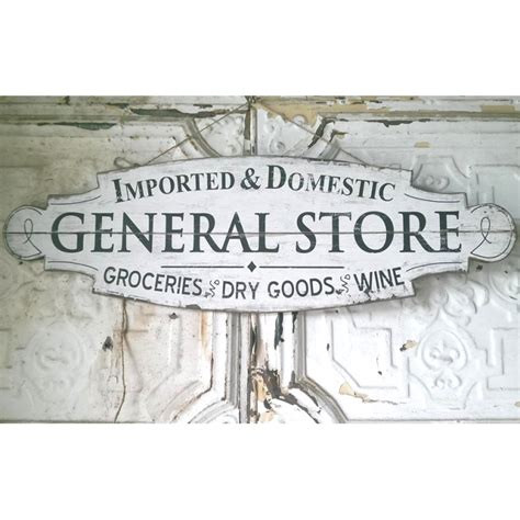 Jewelry Armoires On Sale Distressed Wood General Store Sign A Cottage In The City