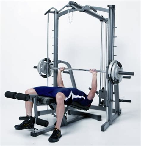 marcy mwb1282 home multi smith machine fitness and