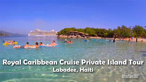 haiti cruise labadee hd royal caribbean s island tour labadee