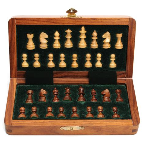 Magnetic Board Chess Mainan Anak Board Best Product 7 inch wood magnetic folding chess set wood expressions