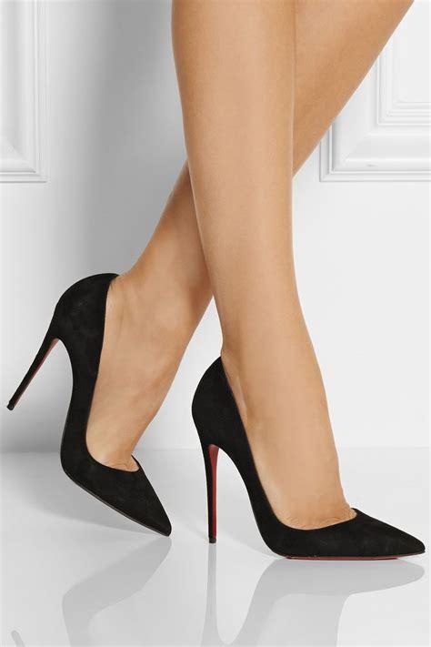 best 25 black louboutin heels ideas on christian louboutin bottoms black