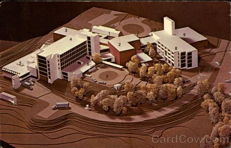 Emerson Hospital Concord Detox by Architect S Model Of Emerson Hospital Cus Concord Ma